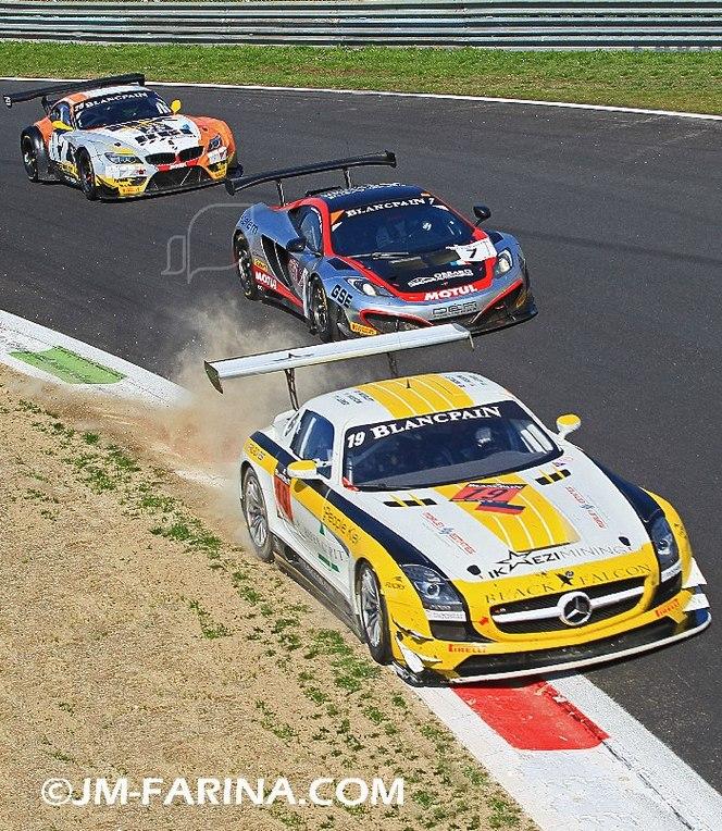 Photos - Blancpain Endurance Series : JM Farina était à Monza