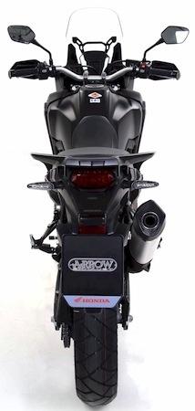 Arrow: un pot d'échappement pour la Honda CRF1000L  Africa Twin