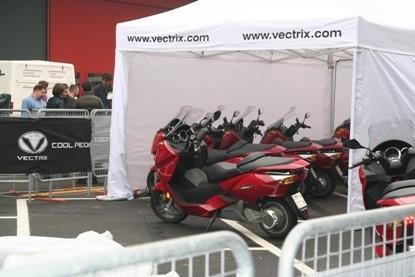Salon de Milan, partie 6: Vectrix