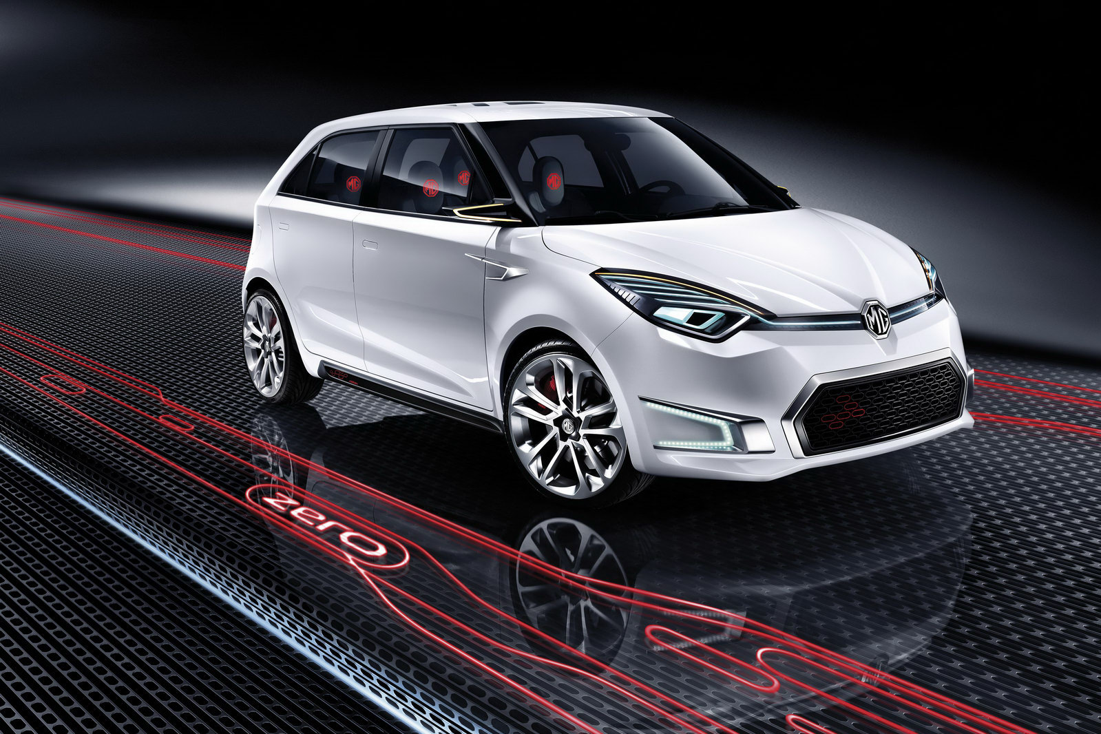 MG Zero Concept Images