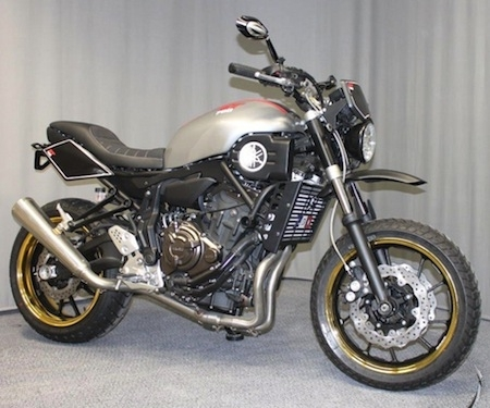 Yamaha MT 700 by S2 Concept