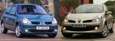Clio 2/Clio 3: à quelle Clio se vouer?