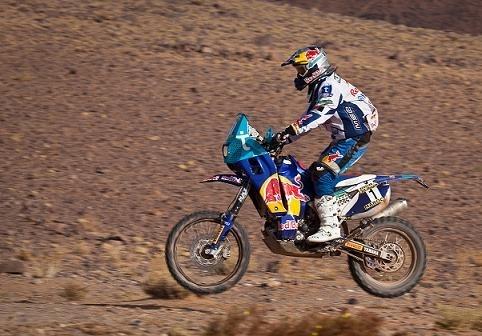 Rallye du Maroc : 4ème étape, Rodrigues et Gonçalves en 27 secondes