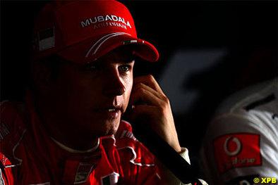 Formule 1 - Raïkkonen: Le Rallye comme reconversion