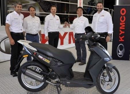 Actualité: Kymco arrive en Superbike!