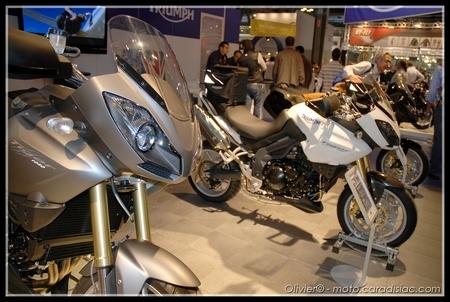 Salon de Milan 2008 : Triumph, le reste de la gamme…