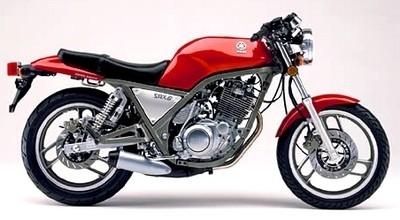 Yamaha 600 SRX : un flop malgré ses qualités indéniables...