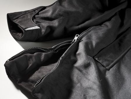 Nouveauté 2012: la veste Guns City