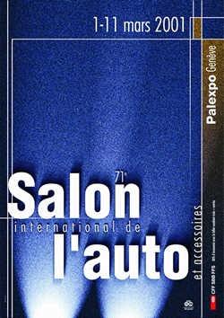 Toutes les nouveautés du Salon de Genève 2001