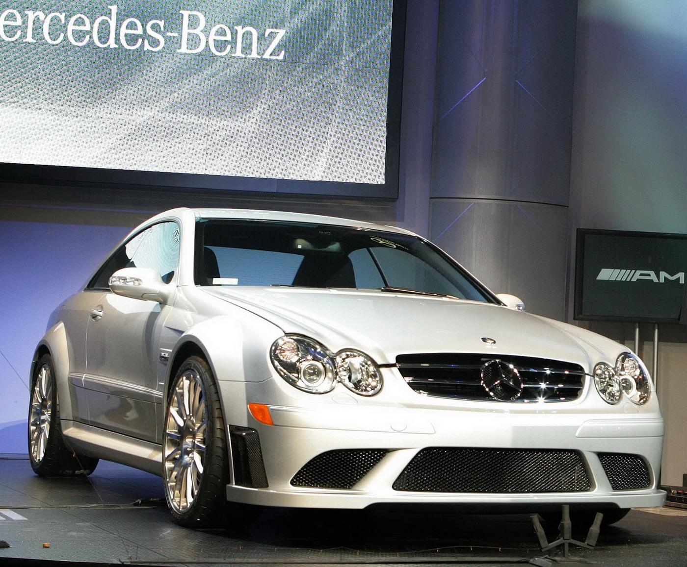 Mercedes Classe A Bombe
