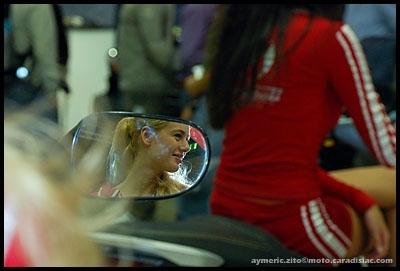 Salon de Milan 2008 en direct : Les Girls de l'EICMA - Part 3/3