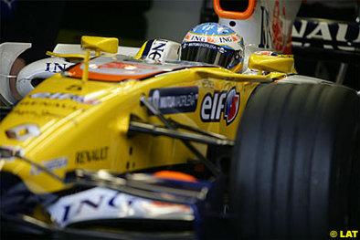 """Formule 1 - Alonso: """"Renault a plus respecté le réglement que les autres"""""""