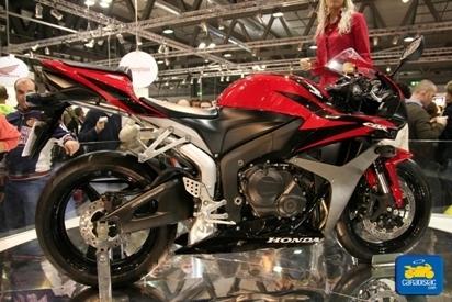 Salon de Milan, partie 10: Honda