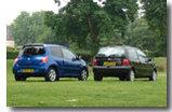 Renault Twingo vs Twingo 2 : l'hérédité saute d'une génération