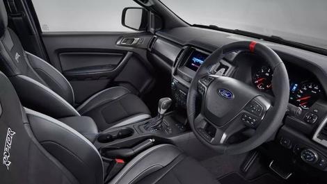 Ford dévoile le Ranger Raptor: ni pour nous, ni pour les Américains
