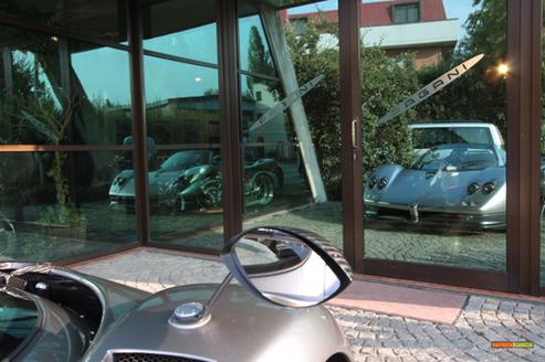 Exceptionnel : Horacio Pagani nous ouvre ses portes