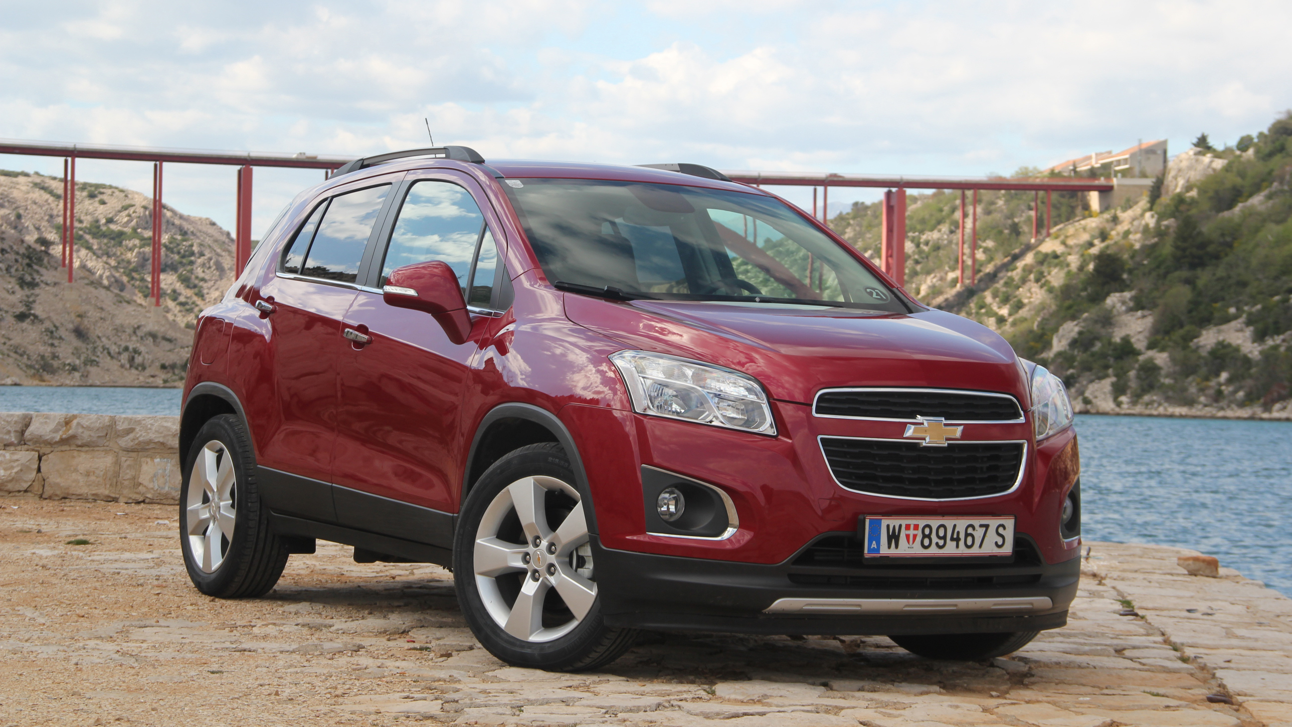essai vid o chevrolet trax vente d trax e. Black Bedroom Furniture Sets. Home Design Ideas