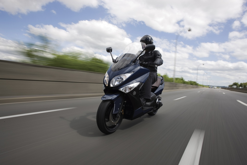 moto yamaha tmax occasion