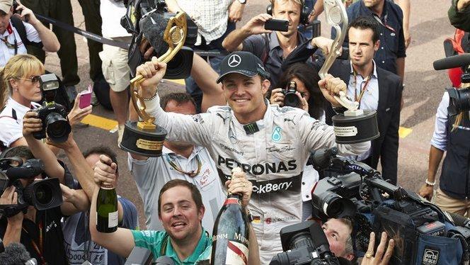 F1 : Mercedes prolonge Nico Rosberg