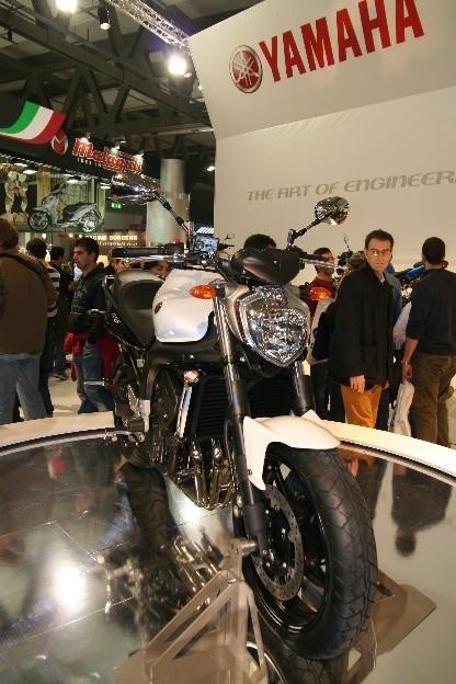Salon de Milan, partie 14: Yamaha