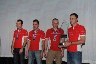 Interview : le Team 18 des sapeurs pompiers est vice-champion du monde d'Endurance