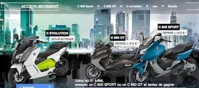 BMW: rappels en vue pour les C600 Sport et C650GT ?