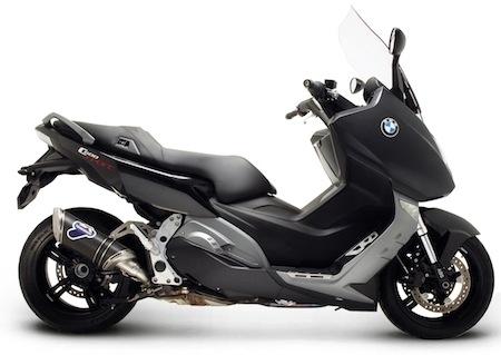 Termignoni: 2 versions d'échappement pour le BMW C 600 Sport
