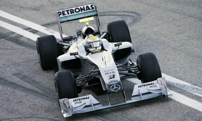F1 : Mercedes va résoudre ses problèmes de châssis
