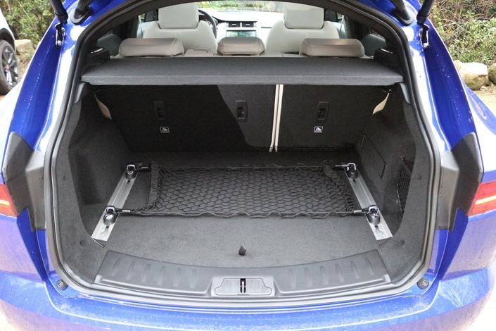 Essai - Jaguar E-Pace : un félin à la sieste