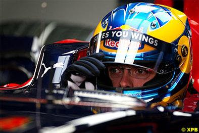 Formule 1 - Toro Rosso: Bourdais sur la sellette