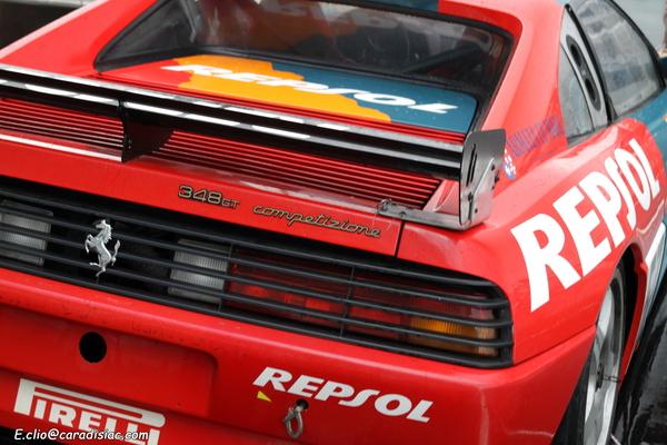 Photos Du Jour Ferrari 348 Gt Competizione