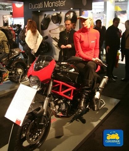 Salon de Milan, partie 20: Ducati