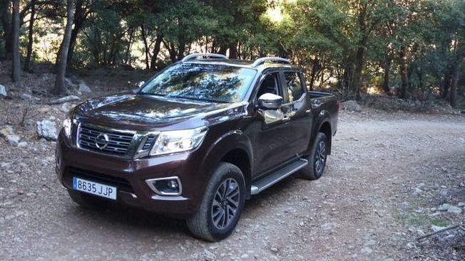 Le Nissan NP300 Navara arrive en concession : renouvellement bénéfique