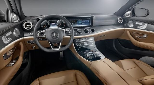 Mercedes officialise la nouvelle Classe E