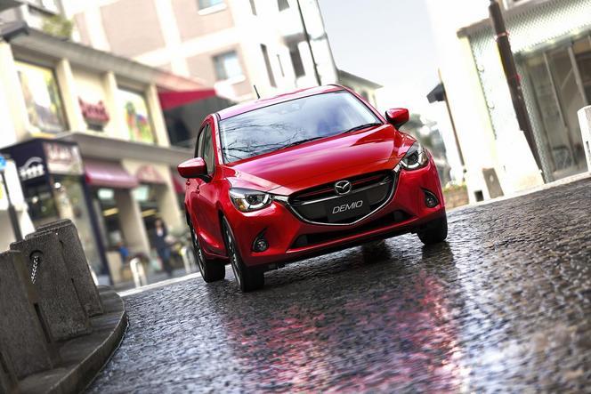 Mondial de Paris 2014 : voici la nouvelle Mazda2 en photos et vidéos