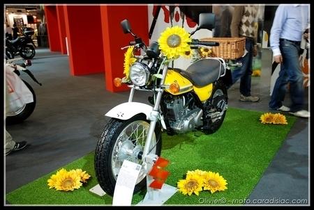 Salon de Milan 2008 - Insolite : Van (Van) de fraîcheur chez Suzuki