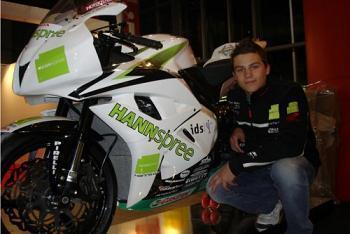 Superstock 600 - Honda: Florian Marino arrive avec Ten Kate