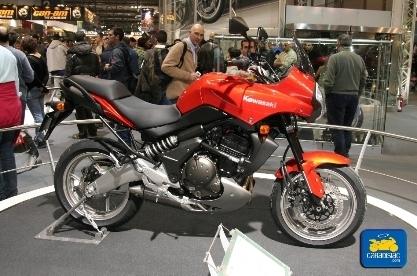 Salon de Milan, partie 21: Kawasaki