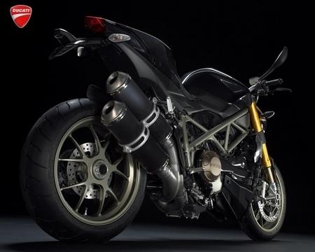 Ducati Streetfighter : Un site rien que pour elle…