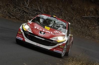 IRC/Rallye de Madère: Première de l'année pour Nicolas Vouilloz