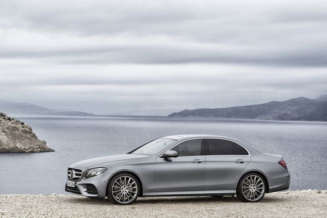 Nouvelle Mercedes Classe E : les premières photos officielles