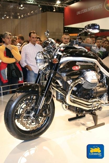 Salon de Milan, partie 23: Moto Guzzi