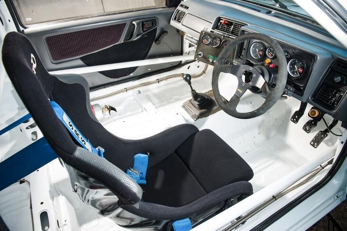 Ford : la Sierra Cosworth RS500, légende du Touring Car, bientôt à vendre