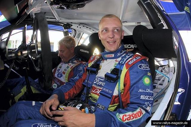 WRC Finlande Jour 1 : Loeb, le coup de sisu