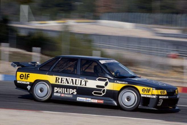 Rétromobile 2016 : 115 ans de Renault sportives