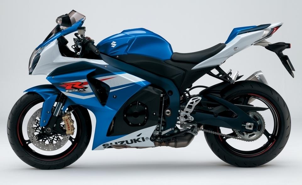 Nouveauté 2012 - Suzuki : La GSX-R 1000 évolue...