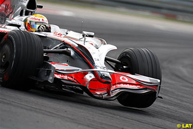 Formule 1 - Hongrie D.2: Hamilton domine