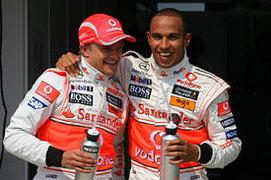 Formule 1 - Hongrie D.2: McLaren tombe le rideau de fer