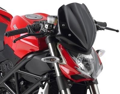 Givi équipe la Ducati Streetfighter.