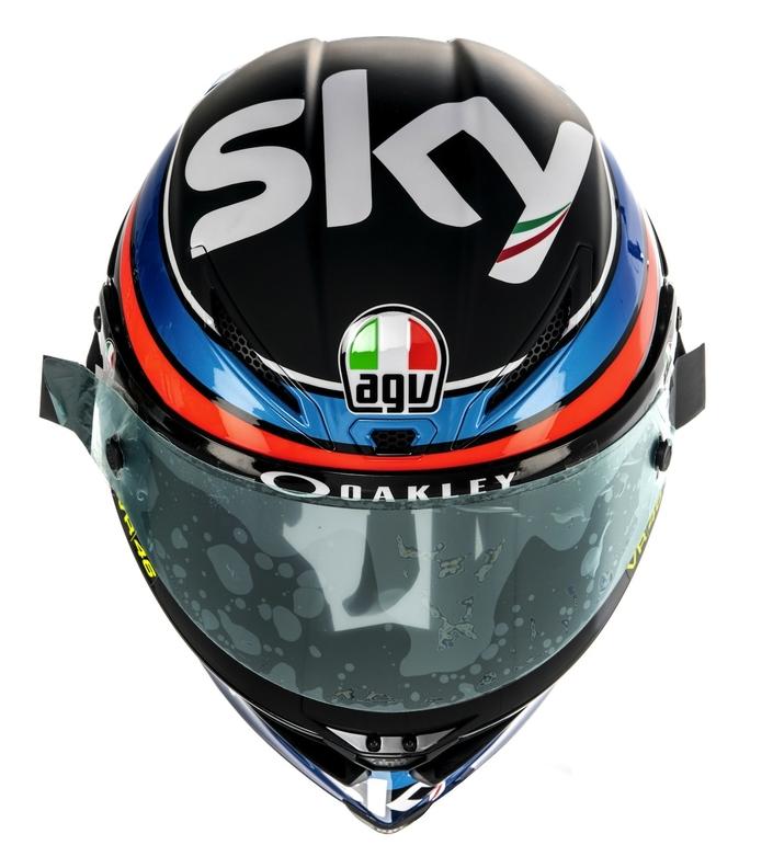 Dainese/ AGV: une nouvelle fois partenaire du team Sky Racing VR46